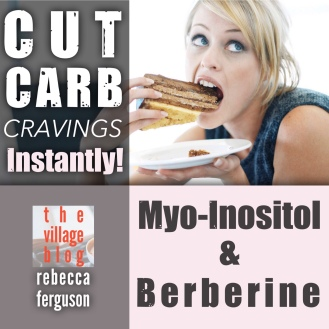 Cut Carb Cravings Instantly & Lose Weight | Myo-Inositol & Berberine